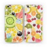 Quality 2016 New Arrival fruit Design Soft Silicone TPU Mobile Phone Accessory Back Cover for iPhone 6S for sale