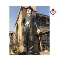 Quality World Celebrity And Movie Character Star Wax Figure Chaplin for sale