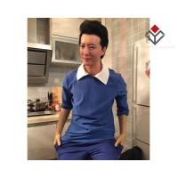 Buy cheap Chinese Movie Star And Celebrity Wax Figure Han Geng from wholesalers