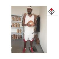 Quality World Celebrity Silicone Statue Sports Star Wax Figure Lebron James for sale