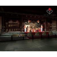 Buy cheap Wax Museum Display- Chinese Ancient Emperor from wholesalers