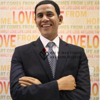 Buy cheap Contact Now Celebrity Silicone Wax Statue Of Obama from wholesalers