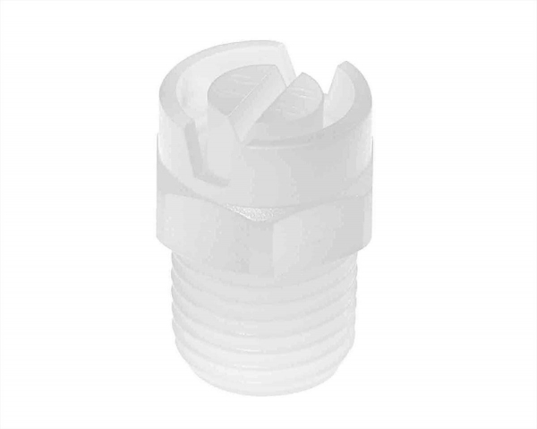Buy VH Series - Easy single plastic flat fan spray nozzle for cleaning at wholesale prices