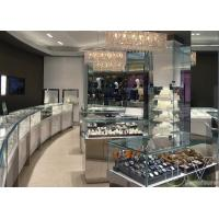China Hot sale watch showcase for retail shop design on sale