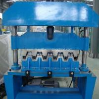 Quality Floor Deck Roll Forming Machine Automatic Floor Decking Roller Forming Machine for sale