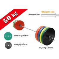 Quality Olympic barbell set (50-190kgs) for sale