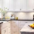 Buy CK2801 Black kitchen counters contemporary kitchen tops at wholesale prices