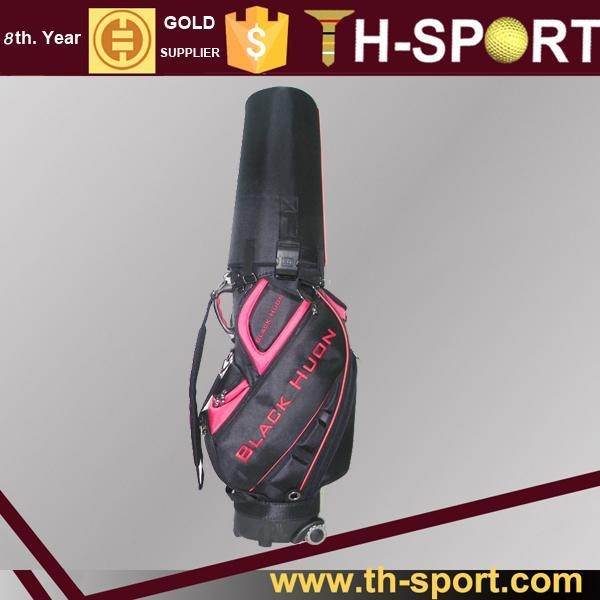 Buy Golf Bag Quality PU Golf Staff Bag at wholesale prices