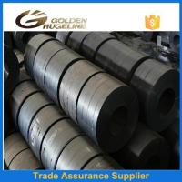 China Cold rolled steel sheet & coil with high strength on sale