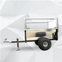 China ATV timber t Trailer on sale