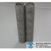 Filter tube Sand control screen filter tube