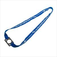 Quality Personalized bottle lanyard wholesale custom for sale
