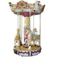 Quality Three Carousel detail price sheet for sale