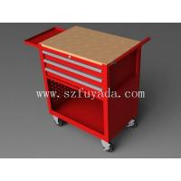 Quality 27 inch wide service car with three drawers for sale