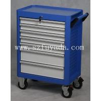 28 inch wide seven drawer trolley