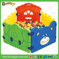 China Baby Plastic Ball Pit Fence wholesale
