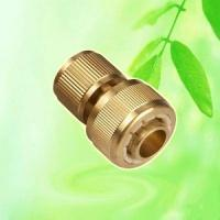 China Brass Garden Hose Fitting Connector HT1261 on sale