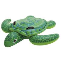 China inflatable pool floats Sea Turtle Ride-On, 75 X 67, for Ages 3+ on sale