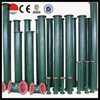 China Rubber Lined Pipe Home > Super wear resistance rubber lined pipe on sale