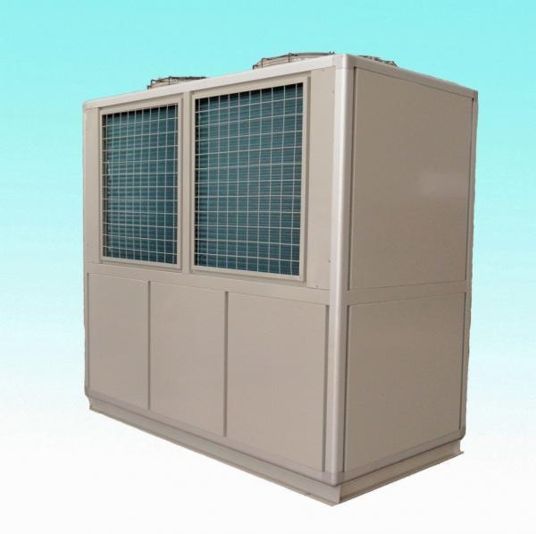 Buy Modular Air Cooled Packaged Chiller With Hydraulic Module , HFC-407C at wholesale prices