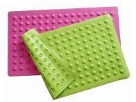 Quality Colorful anti-slip bath mat set rubber shower mat for sale