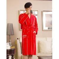 Buy cheap Products name: JACQUARD TERRY VELOUR BATHROBE from wholesalers
