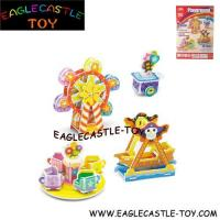 Buy cheap CXT14676 Playground 3D puzzle from wholesalers