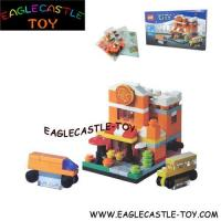Buy cheap CXT14679 Mini street view building toys from wholesalers