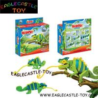 Buy cheap Puzzle CXT14384 3D EVA Animals Block from wholesalers