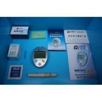 China Full-automatic blood glucose meter on sale