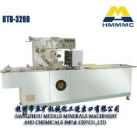 Quality Transparent film(three-dimensional) Packaging Machine for sale