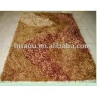 polyester shaggy carpet(psc021) for sale