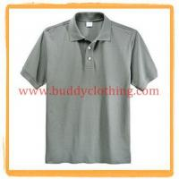 Men's Basic Polo Shirt 11007