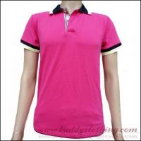 Quality Polo Shirt, 95/5Cotton/Spadex, Men's Polo 12001 for sale