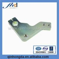 Quality OEM CNC machined galvanized steel pipe clamp for sale