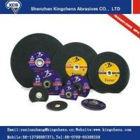 Quality Cutting Disc T42 CUTTING WHEEL 230X3X22.23 WITH EN12413 for sale