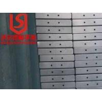 Quality Q235 steel plank good quality pre-galvanized for sale