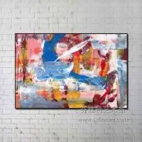 New Arrival Wholesale Handmade Modern Art Abstract Painting