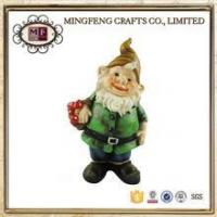 Quality Welcome Polyresin Gardening Gnome for sale