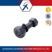 Quality 10.9 Truck Black Wheel Hub Bolts and Nuts for sale