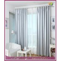 Quality Thicken Silver Blackout Curtain For Living Room for sale