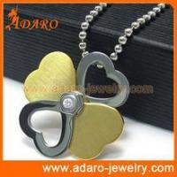 Quality 316L stainless steel charm pendant for men and women for sale
