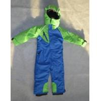 China Children Wear Unisex Padding Overall on sale