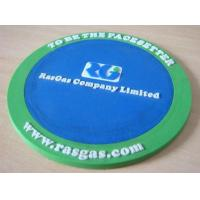 Quality P013 Wholesale promotional logo printing drink placemats and coasters for sale