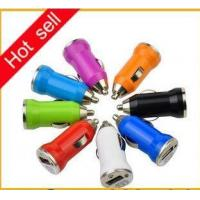 PA010 Hot selling car charger for mobile phone mini usb car charger 5v 1A