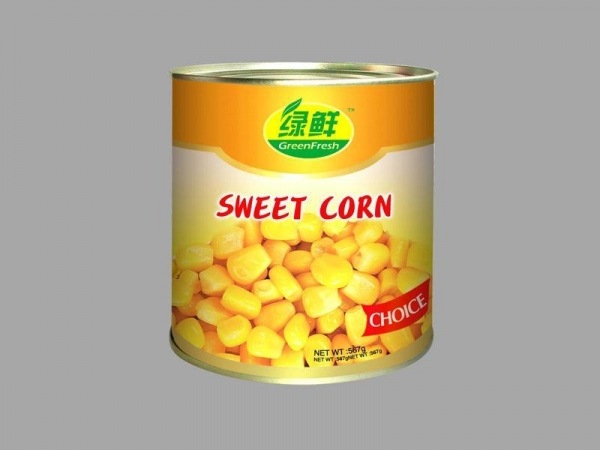 Buy Fresh foods Canned Sweet corns at wholesale prices