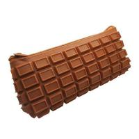 Quality Silicone Bag Silicone chocolate Cosmetic bag for sale