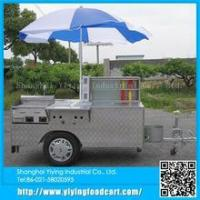 Quality YY-HS200A Buy direct from china wholesale motor tricycle food cart for sale