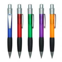 Quality Retractable Half Metal Ball Point Pens for sale