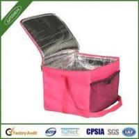 Quality 2014 Continued hot pink/custom insulated cooler thermal bag,cooler thermal bag for sale